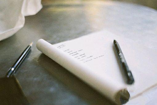 求你们了简历别超过一张纸啊!